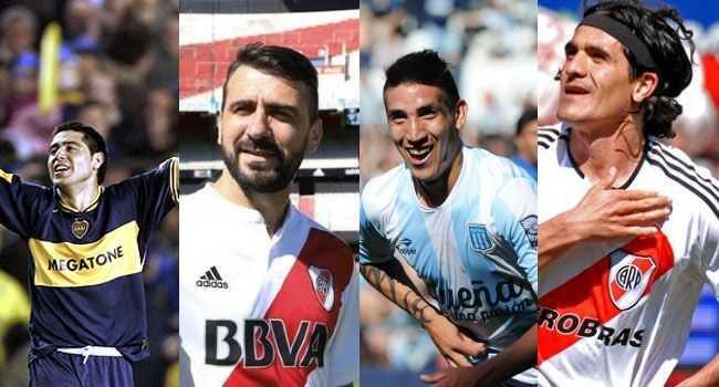 De Centurión a Riquelme, las 10 trasferencias más caras del fútbol argentino