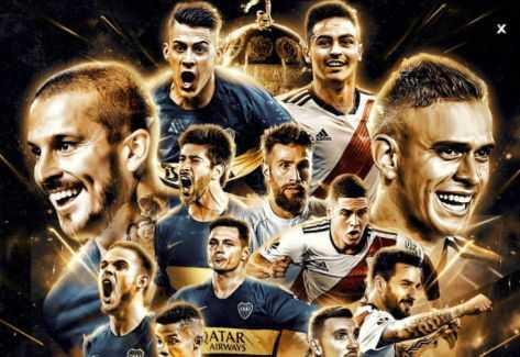 10 futbolistas River y de Boca que les cambió la vida tras la Superfinal