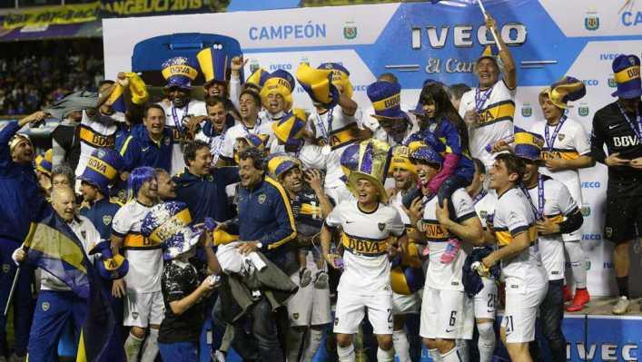 VIDEO: Los 10 mejores goles de Boca Juniors campeón 2015
