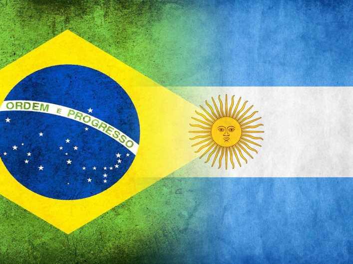VIDEO: Los 10 partidos imperdibles entre la Argentina y Brasil