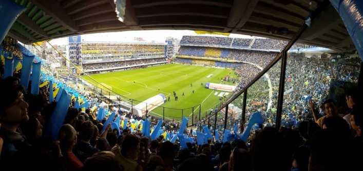 77 años de la Bombonera, un ícono del fútbol mundial