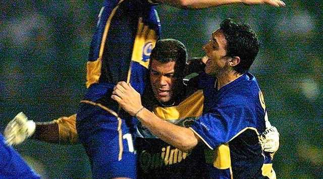 Óscar Córdoba y sus recuerdos del triunfo de Boca Juniors sobre Real Madrid