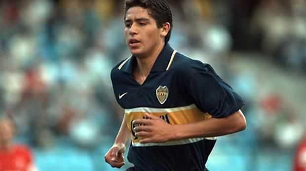 VIDEO: A 20 años del debut en Boca de Juan Roman Riquelme