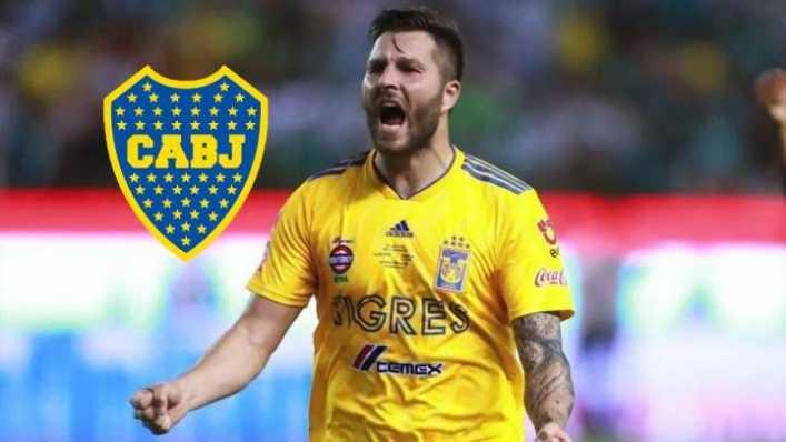 A Gignac le encantaría venir a jugar a Boca