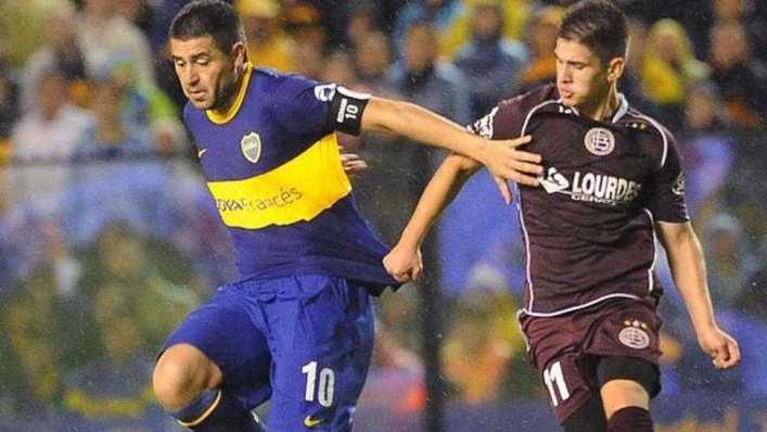 VIDEO: A un año del último partido de Riquelme en Boca