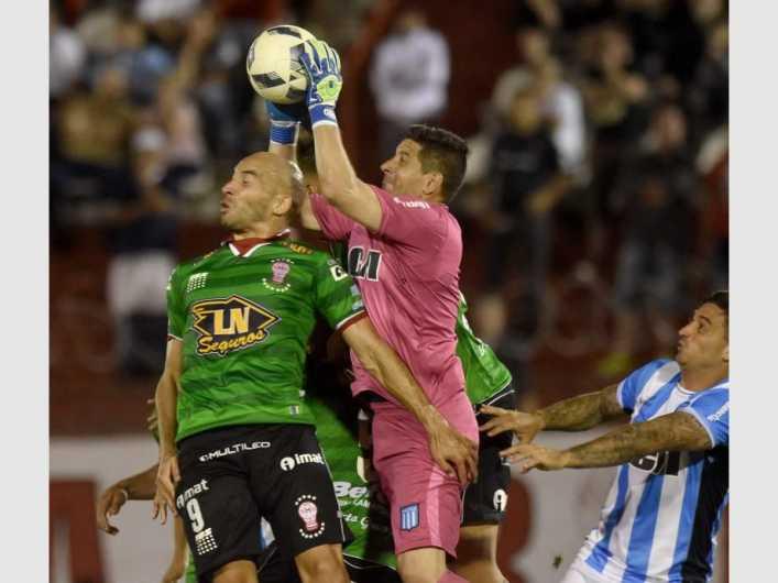 Agustín Orión prepara su vuelta a la Bombonera