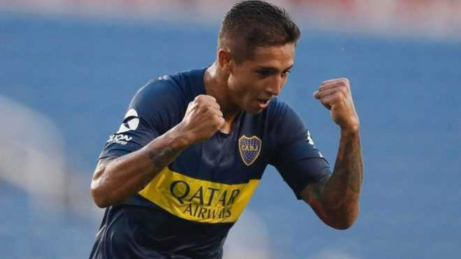 Almendra se irá a préstamo al Inter de Miami