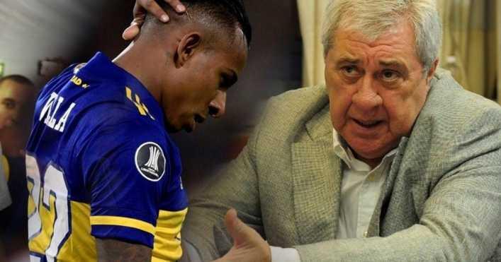 Ameal y la aclaración sobre la situación de Sebastián Villa
