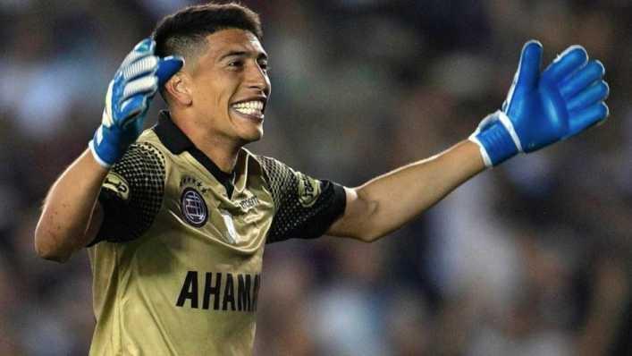 Andrada podría ser nuevo arquero de Boca Juniors