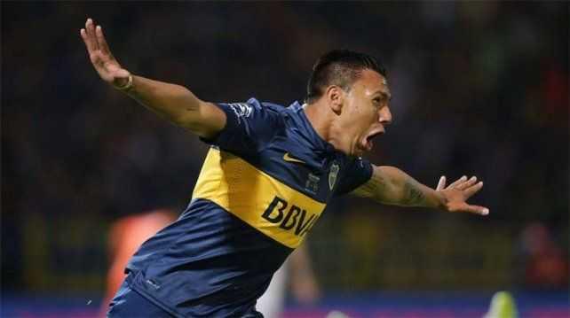 Andrés Chávez se despidió de Boca