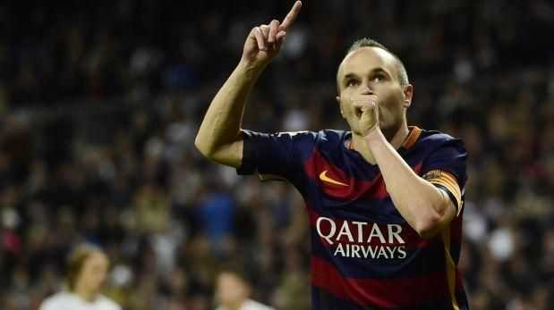 VIDEO: Andrés Iniesta, el genio de la lámpara