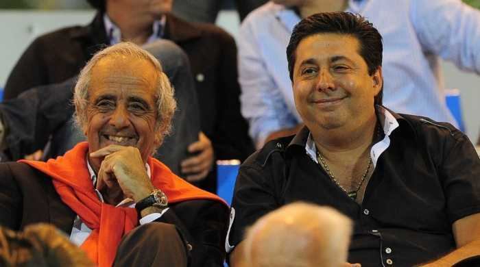 Angelici abrió el paraguas: Boca le da palco a River... si lo usan