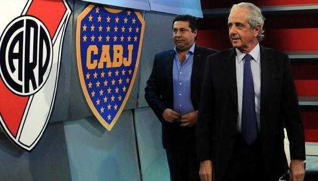Angelici: Ojalá que River no llegue a jugar con el Barcelona