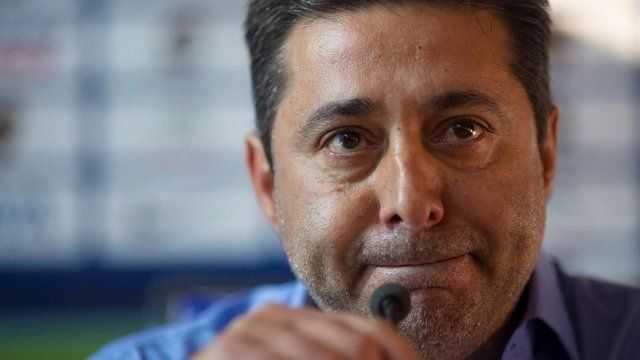 Angelici se sigue lamentando por la final