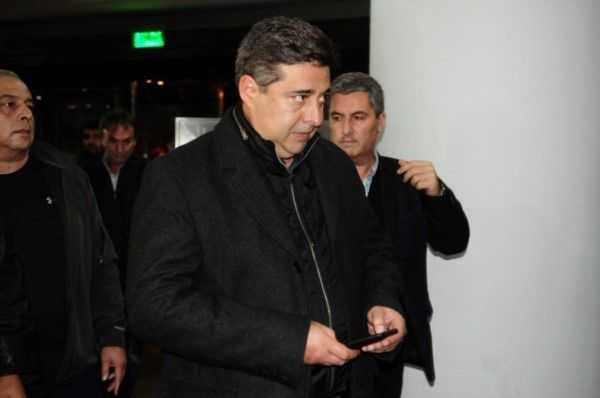 Angelici: Vamos a llevar el tema Rapallini a la AFA