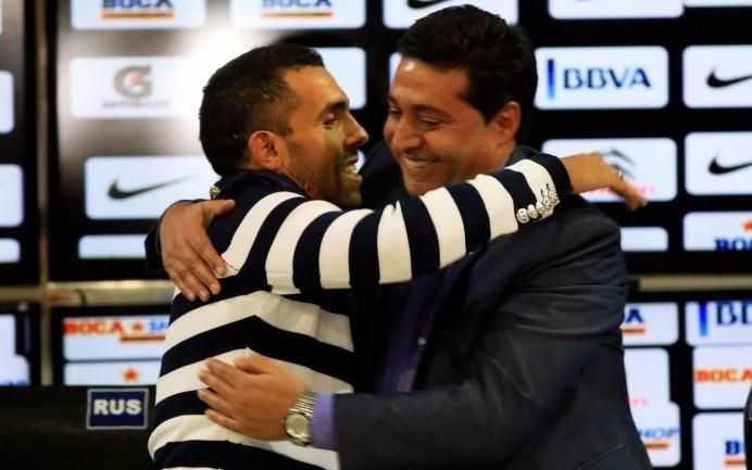 Angelici ya arma el Boca 2018 con Tevez y otras figuras