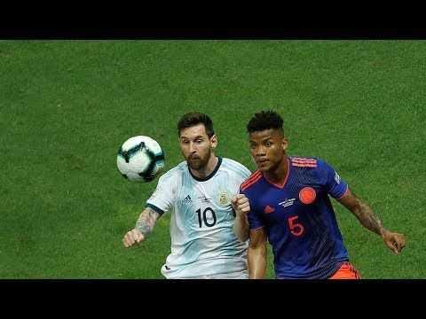 Anuló a Messi y no hizo ni una sola falta