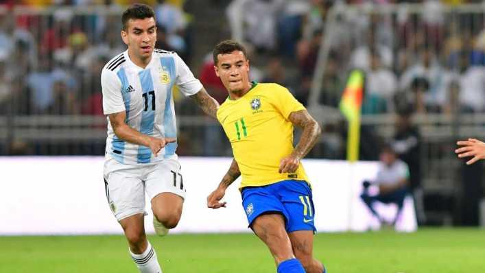 Argentina 0-1 Brasil: gol, mejores jugadas y estadísticas