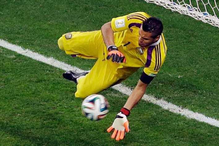 Argentina, finalista en los penales!!