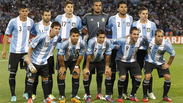 Argentina y la lista de 23 jugadores para el Mundial