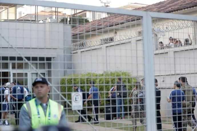 Argentina llega a Belo Horizonte, donde Scaloni podría repetir once