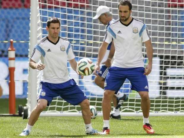 Argentina quiere seguir soñando