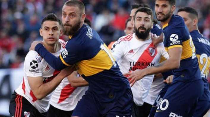 Argentina se paralizará cuando Boca Juniors reciba a River Plate