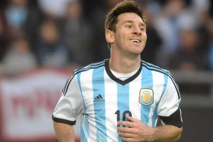 En la despedida antes del Mundial, la Argentina venció a Eslovenia y no sufrió lesionados