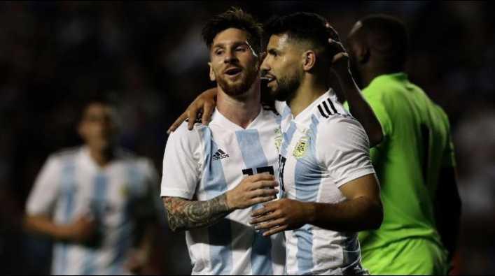 Argentina vs. Paraguay por la Copa América