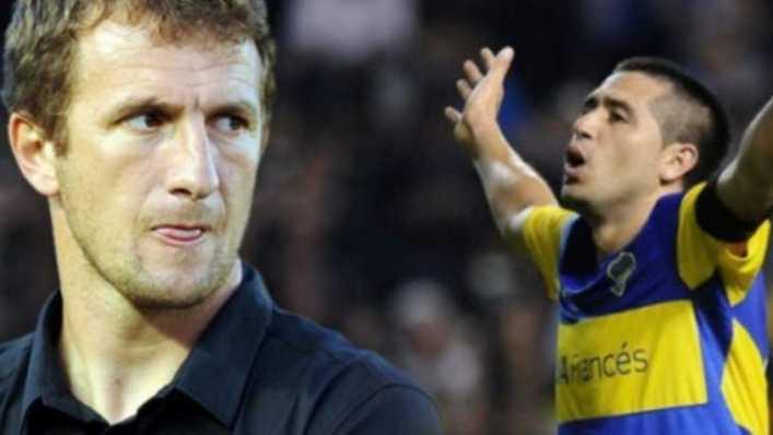 """VIDEO: Arruabarrena """"Riquelme es el jugador más talentoso con el que jugué"""""""