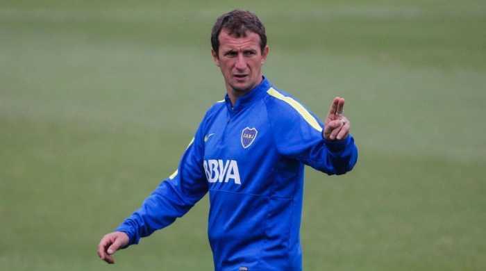 Arruabarrena ya tiene el primer refuerzo para el Boca 2016