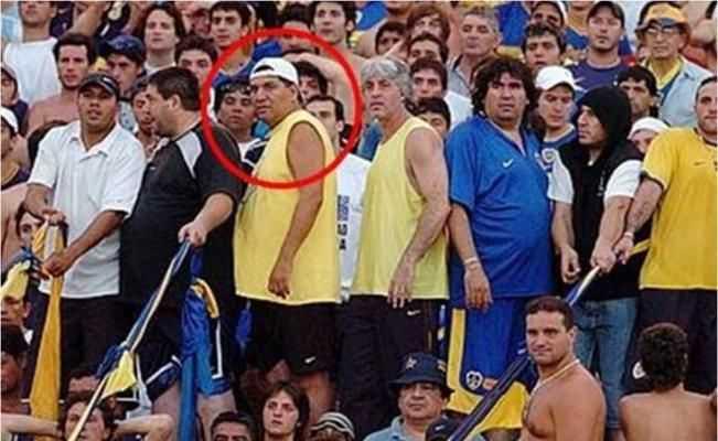 Asesinan a líder de La 12, barra de Boca Juniors