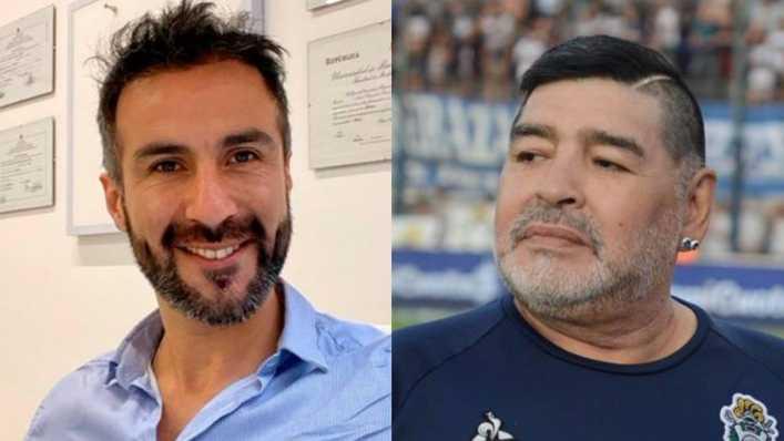 Así jugaba el médico de Maradona con la medicación para disimular su estado