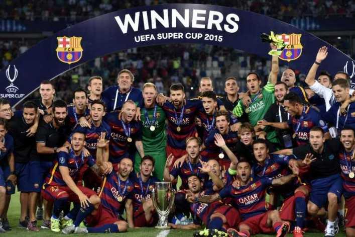 Barcelona superó a Boca Juniors en títulos internacionales