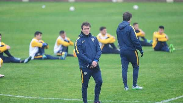 Barros Schelotto y una decisión en el medio para el regreso de Boca