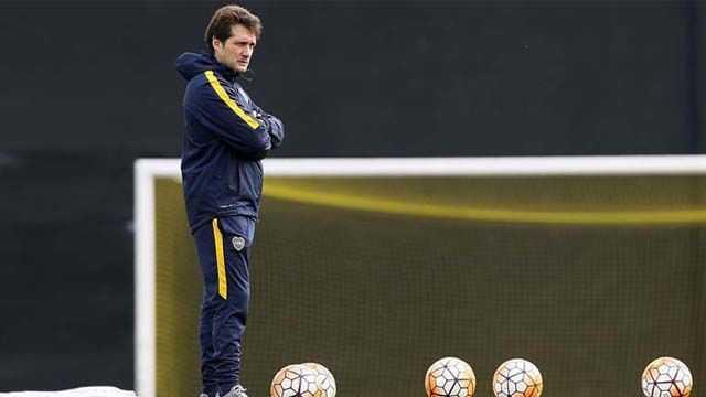 Barros Schelotto definió el equipo para enfrentar a Belgrano