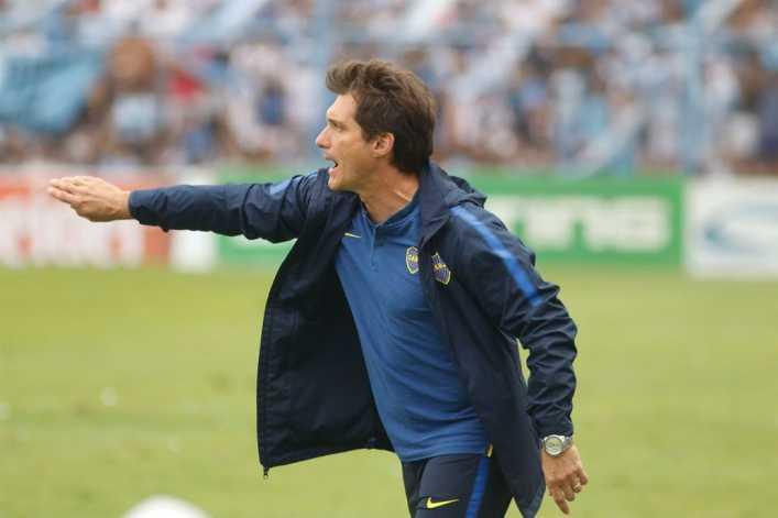 Barros Schelotto habló de los rumores de su salida del club