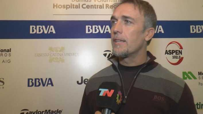 VIDEO: Batistuta habló sobre Tévez