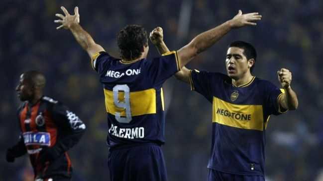Battaglia reveló detalles de los conflictos entre Riquelme y Palermo