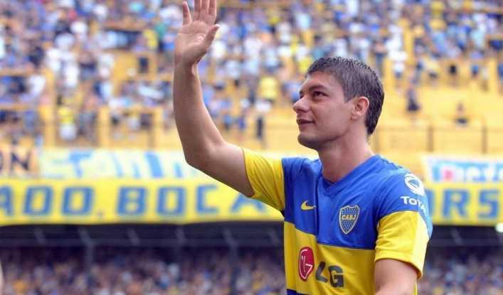 Battaglia y su rendimiento en Boca