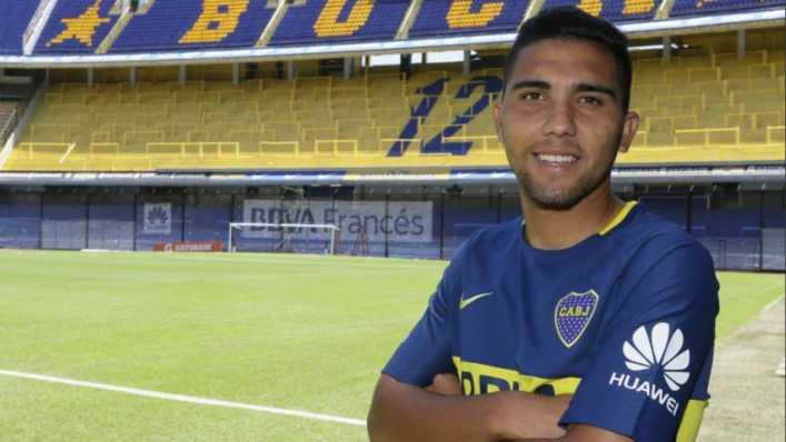 Bebelo Reynoso, la nueva cara de Boca Juniors