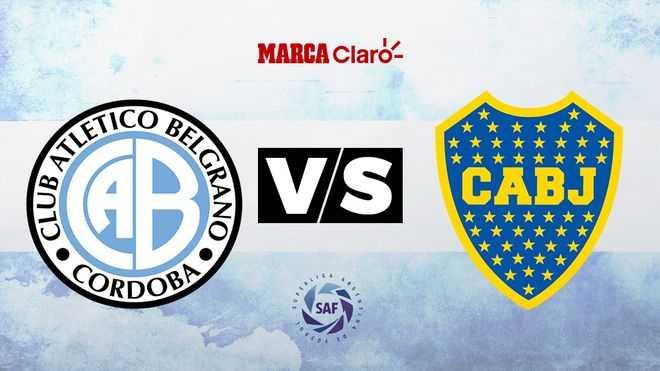 Belgrano vs Boca: Formaciones, hora y dónde ver por TV