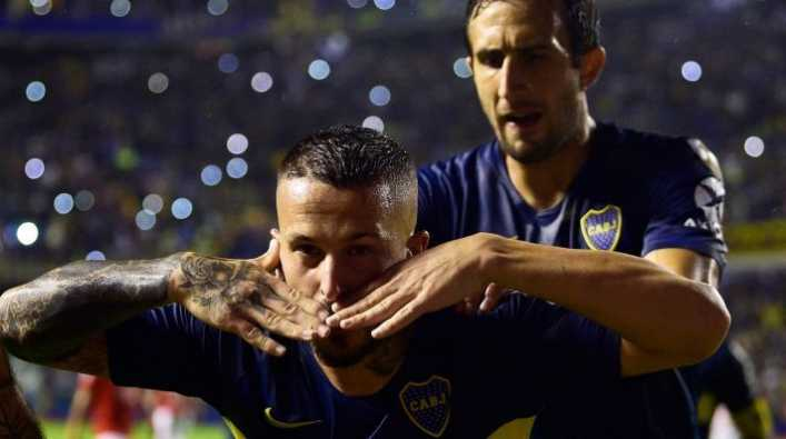 Benedetto dejaría Boca tras la serie ante Athletico Paranaense