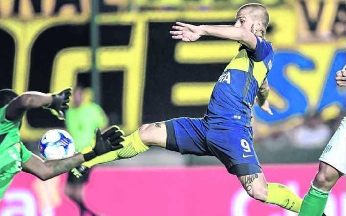 Benedetto, el delantero con mejor promedio de gol de Sudamérica