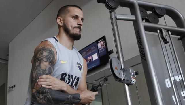 Benedetto estaría en la lista para la Copa Libertadores