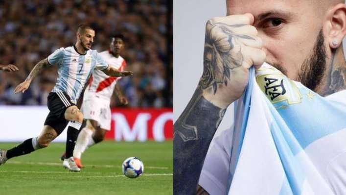 BENEDETTO FELIZ DE SER CONVOCADO CON ARGENTINA