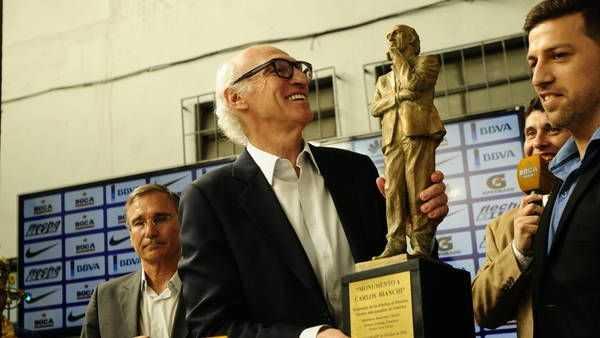 BIANCHI VOLVERA A DIRIGIR EN DESPEDIDA RIQUELME