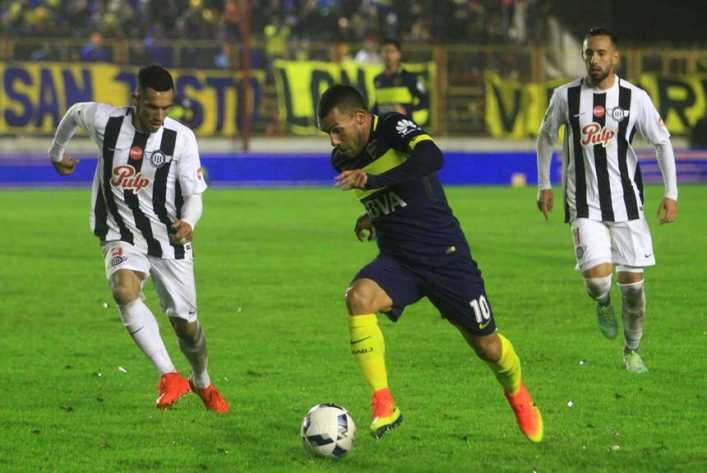 Boca - Libertad por la Copa Libertadores