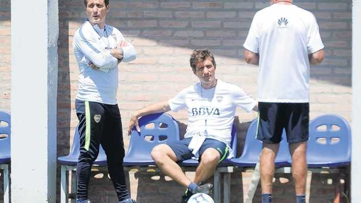 Boca apunta a la Libertadores