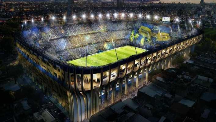 Boca archiva la idea del nuevo estadio y busca ampliar la Bombonera